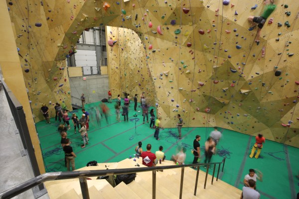 Hanger Route Competition - Calgary Climbing Centre