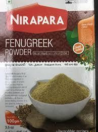 Nirapara Fenugreek Powder 100g