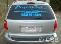 Car Decals Calgary AB Stickers For Vehicles