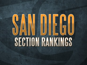 San Diego Section Rankings