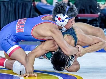 CalGrappler California High School Wrestling Rankings – 113 lbs.