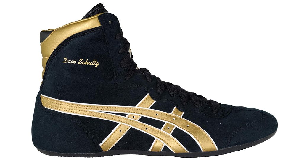 asics wrestling shoes dave schultz opiniones