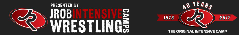 JROB 2017 - J Robinson Intensive Wrestling Camp
