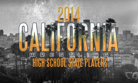 2014 California State High School Wrestling Results