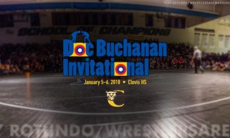 Doc Buchanan Invitational 2018 - Clovis HS
