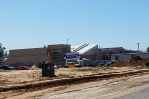 Boris Elementary School opens in August, when it and other Central Valley schools must grapple with poor air quality.