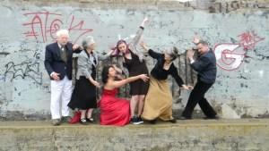 Dance wall
