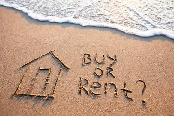 Buy or rent in California? New report helps you make that decision
