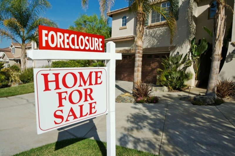 1.1 million California families endured foreclosures past decade