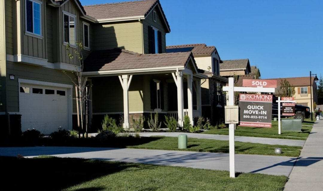 Small-time investors having big effect on housing market