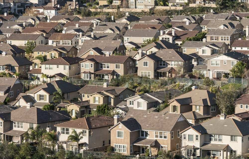 October home sales get scary, prices still a treat