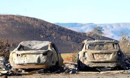 Fire risk a serious threat in Wine Country – and California