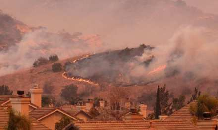 Price gouging possible in areas hit by wildfires