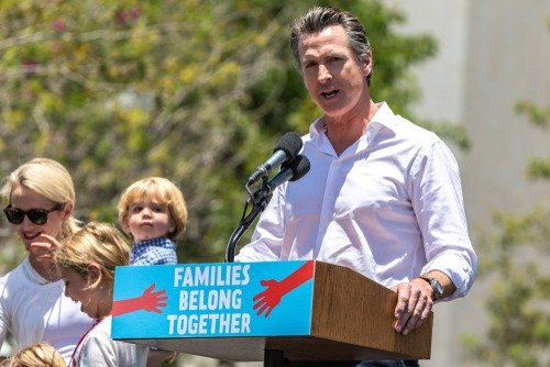 New home of Governor Newsom among most expensive in Sacramento County