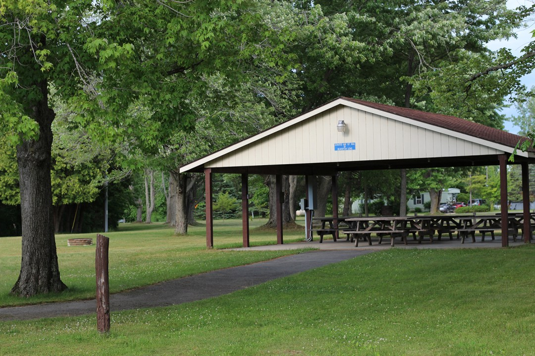 Rates for Calhoun Campground Pavilion