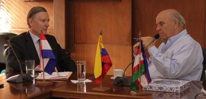 Holanda fortalecerá cooperación en Cali con proyectos urbanísticos  y de movilidad