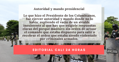 Editorial Cali 24 Horas