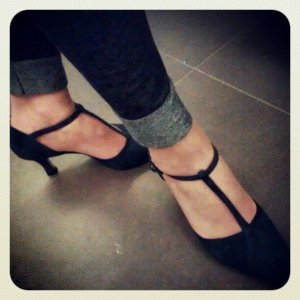 Le mie nuove scarpe Cinti