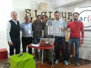 Startup Weekend Palermo vincitori