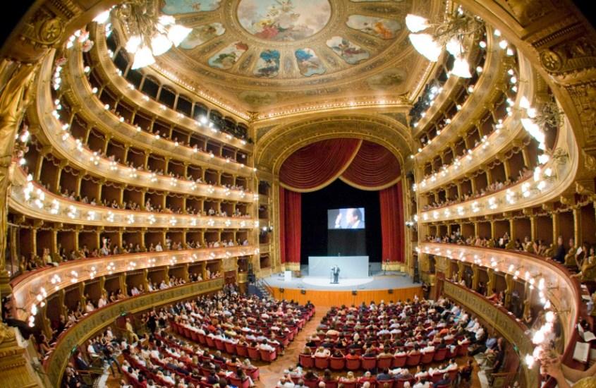 Festival dell'Ingegno al Teatro Massimo