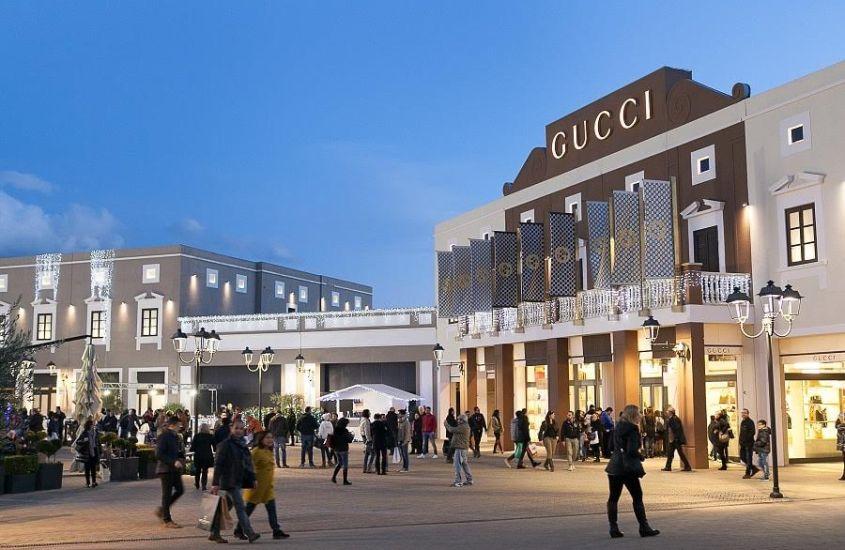 Sicilia Outlet Village: Saldi Da Record su oltre 250 Brand