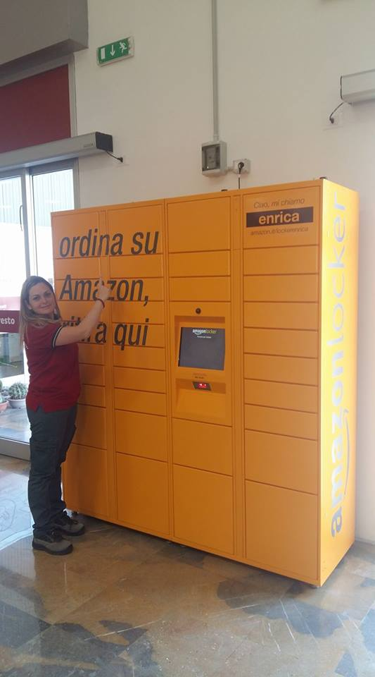 amazon locker sicilia