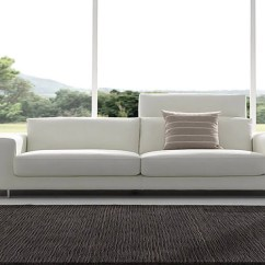 Italy Leather Sofa Uk Bean Bag Bed Pattern Italian Musica By Calia Maddalena 3 Seater