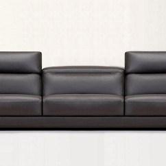 3 Seater Sofa Standard Length American Signature Warranty Italian Leather Bestbuy By Calia Maddalena