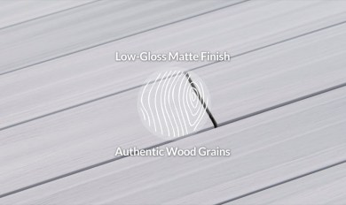 White Wood Decking | Wooden Thing