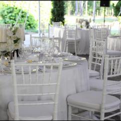 Limewash Chiavari Chairs Wedding Lipper Round Table And