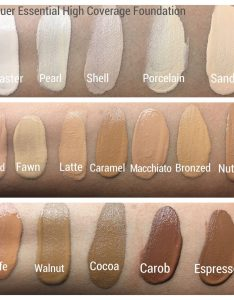Jouer essential high coverage foundation swatches and review calibeaute also creme  rh