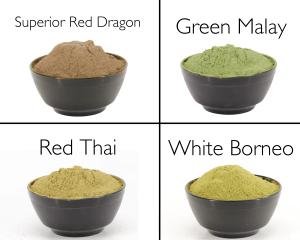 Powder Package Kratom