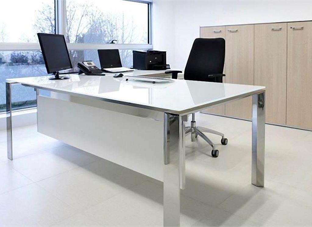 Treviso Glass Desks