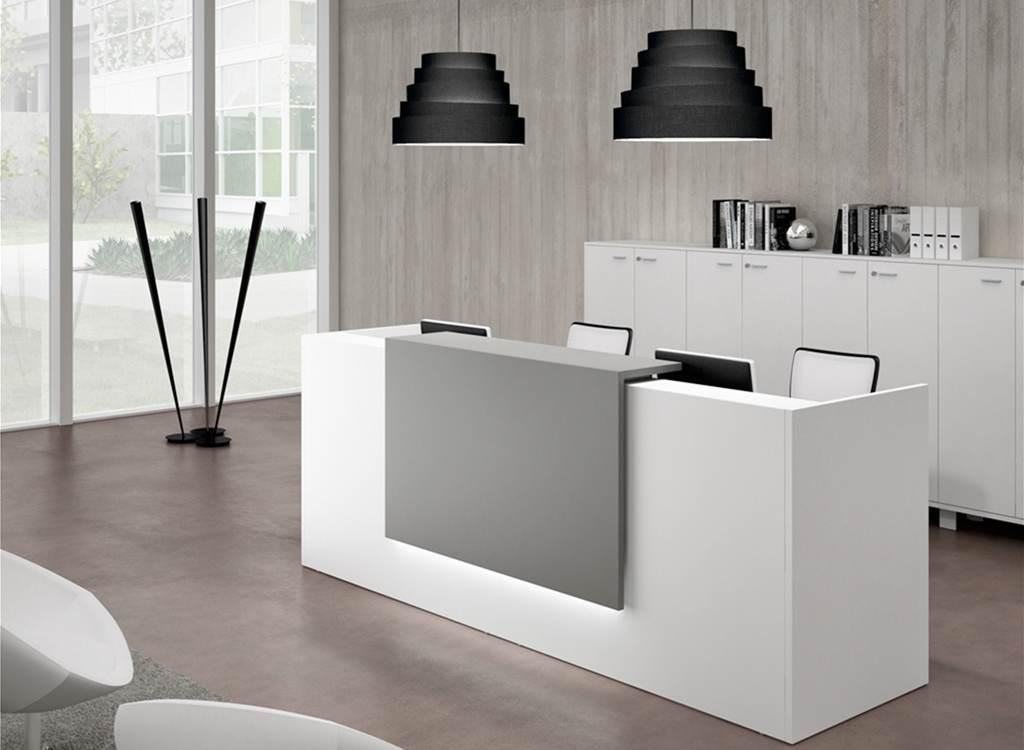 Zone Reception Desks