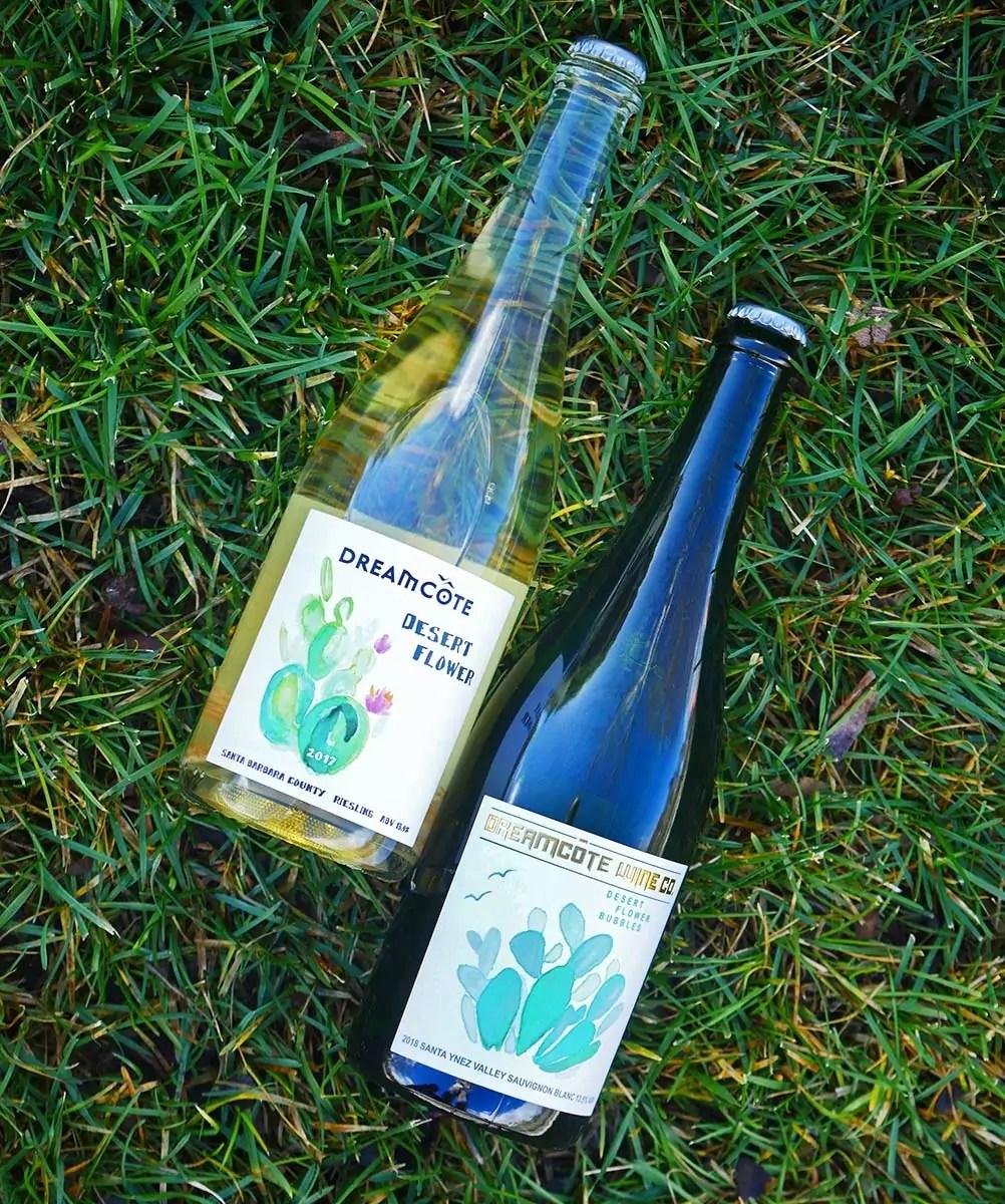 Dreamcote Sparkling Wine in Los Olivos, California