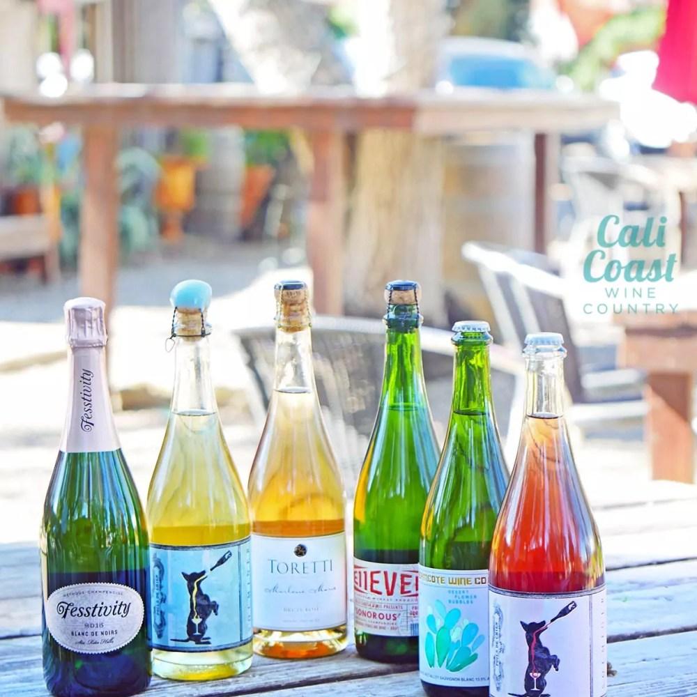 Where to Taste Sparkling Wine in Los Olivos, CA