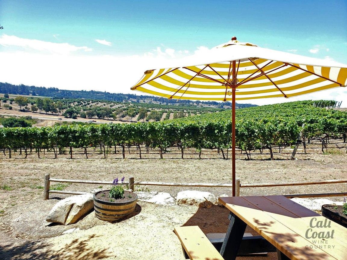Laetitia Vineyard Sparkling Wine in San Luis Obispo County