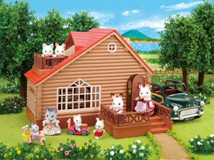 Lakeside Lodge Calico Critters