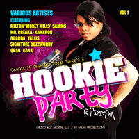 Hookie Party Cd Cover