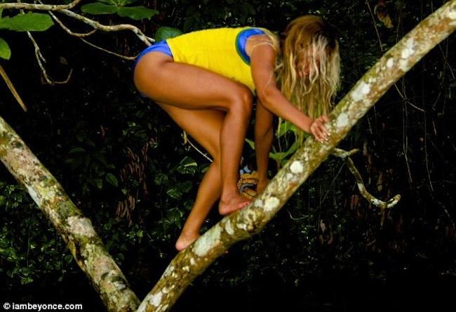 beyonce bikini pics jamaica 2