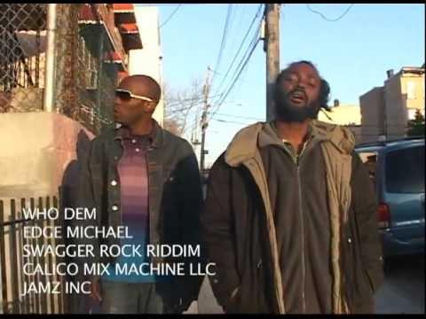 WHO DEM - EDGE MICHAEL - Official Video