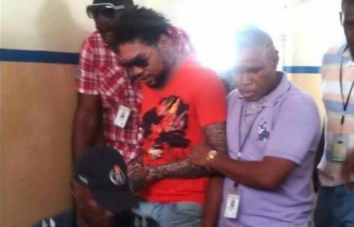 Vybz-Kartel-leaving-hospital