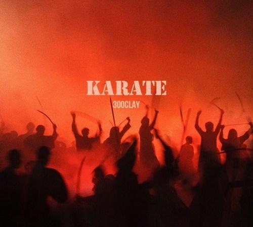 Karate-300clay