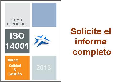 Como certificar ISO 14001