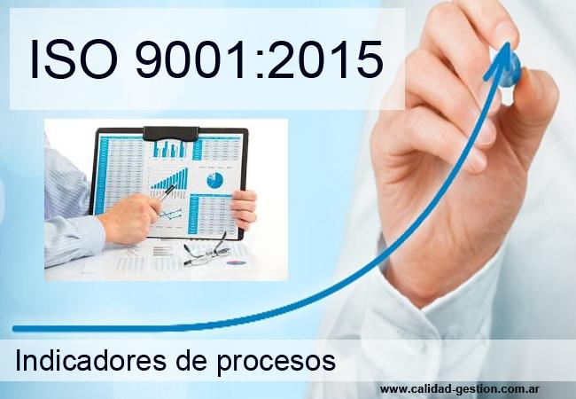 ISO 9001:2015 - MEDICIÓN DE PROCESOS