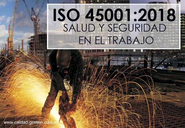 CÓMO IMPLEMENTAR ISO 45001:2018 - Sistema de Gestión de Salud y Seguridad en el Trabajo