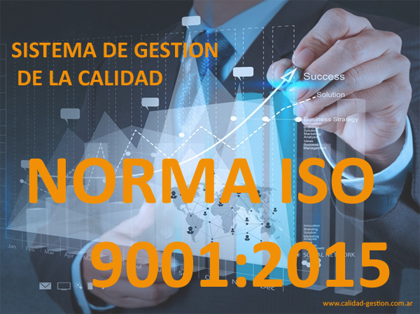 GAP ANALISIS/DIAGNOSTICO ISO 9001:2015