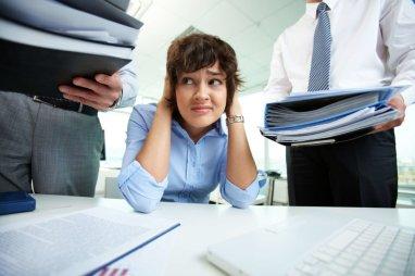 Work Stress | Being Stressed at Work