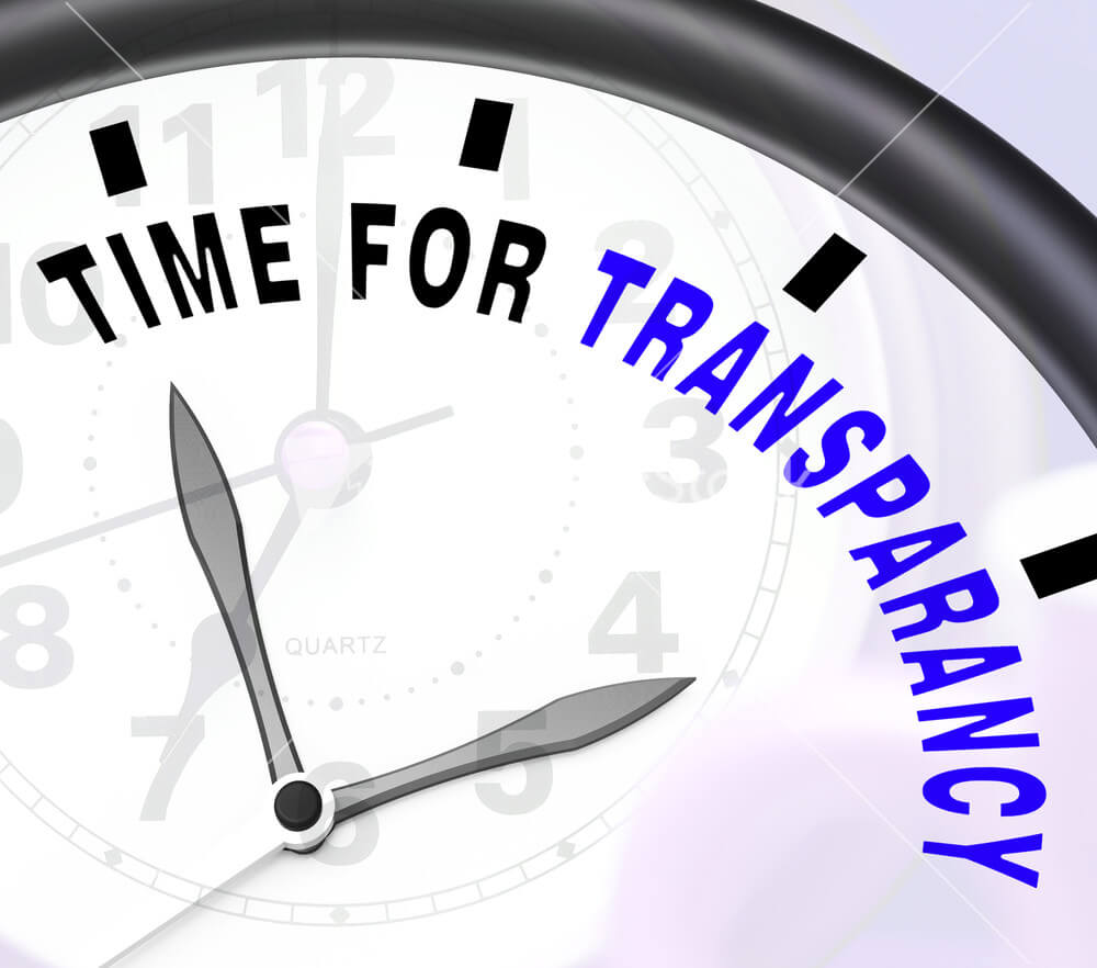 Transparency and Trust Are Important Leadership Mindset Elements
