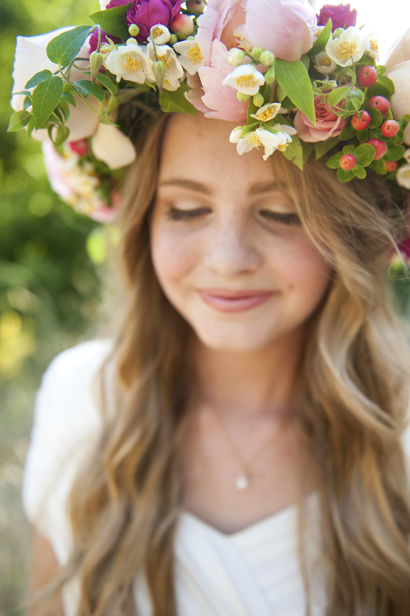 rustic bright inspired shoot